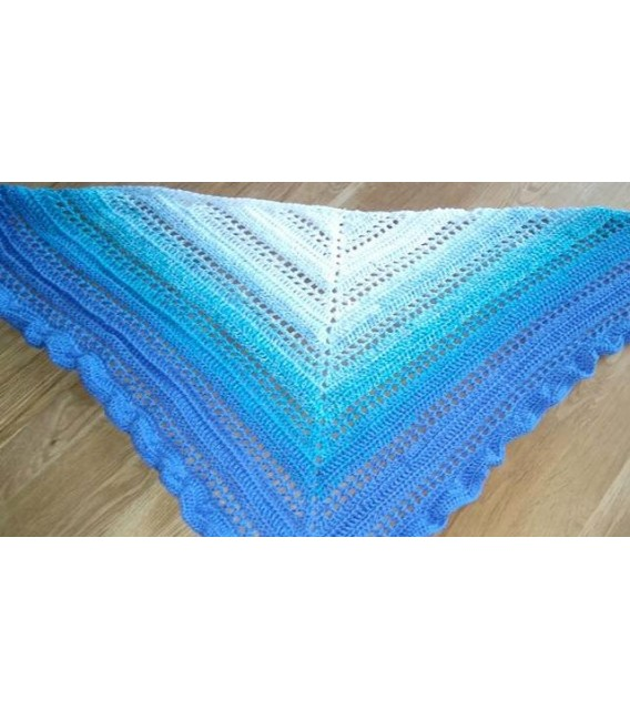 Seestern (starfish) - 4 ply gradient yarn - image 10