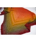 Forever - crochet pattern - shawl