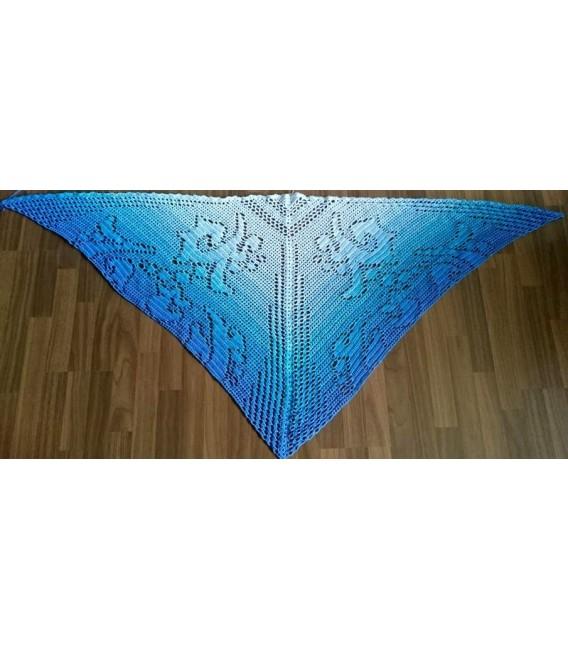 Seestern (starfish) - 4 ply gradient yarn - image 11