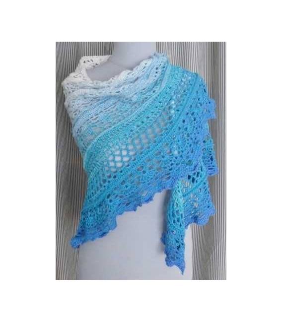 Seestern (starfish) - 4 ply gradient yarn - image 12