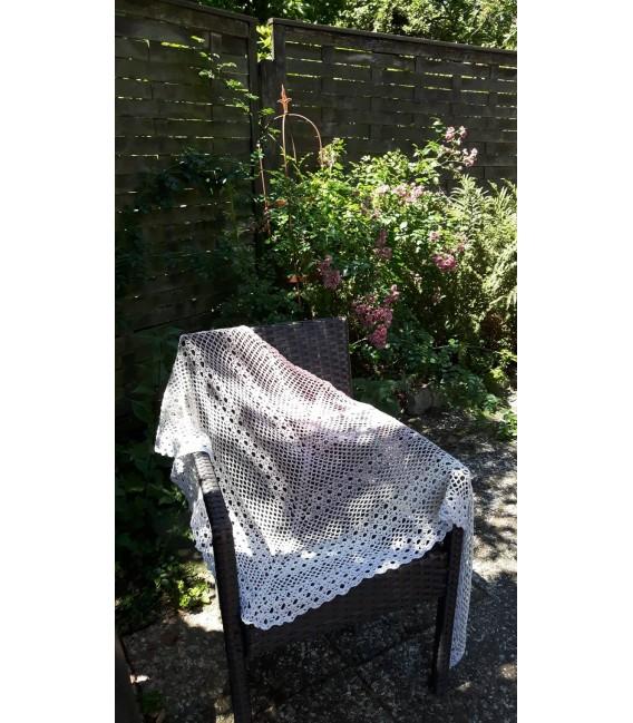 """Crochet Pattern shawl """"Glücksgefühl"""" by Ursula Deppe-Krieger - image 3"""