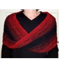 Mustang - knitting pattern - double Moebius - scarf