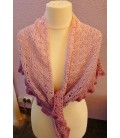 River Dreams - crochet pattern - shawl