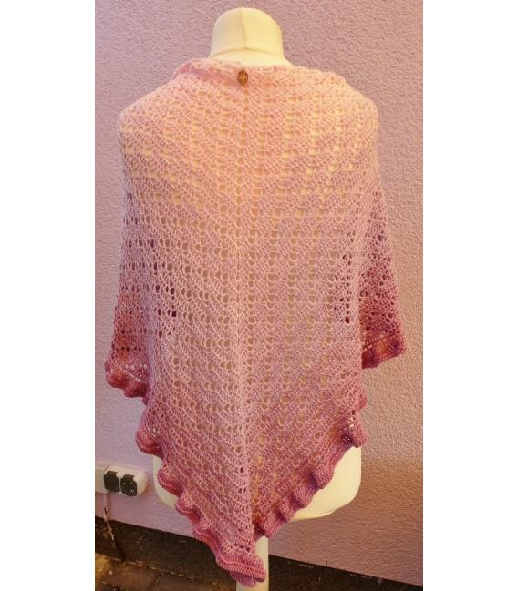 """modèle de crochet châle """"River Dreams"""" de Ursula Deppe-Krieger - photo 2"""