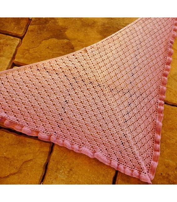 """modèle de crochet châle """"River Dreams"""" de Ursula Deppe-Krieger - photo 4"""
