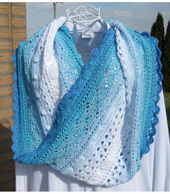 Seestern (starfish) - 4 ply gradient yarn - image 14