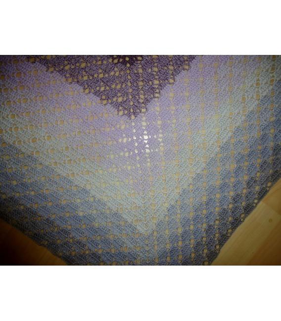 """modèle de crochet châle """"River Dreams"""" de Ursula Deppe-Krieger - photo 9"""