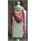 Seelenspiegel - crochet pattern - shawl