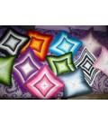 Sternentanz - crochet pattern - pillowcase