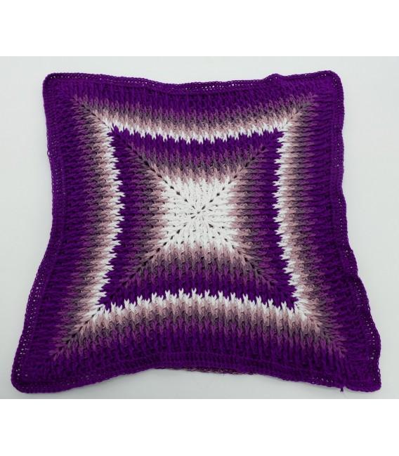 "Crochet Pattern pillowcase ""Sternentanz"" - image 3"