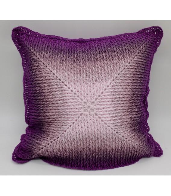 "Crochet Pattern pillowcase ""Sternentanz"" - image 4"
