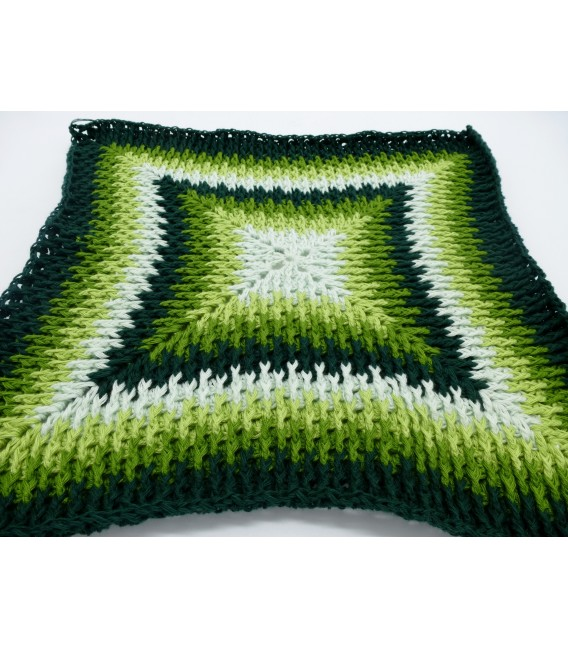 "Crochet Pattern pillowcase ""Sternentanz"" - image 7"