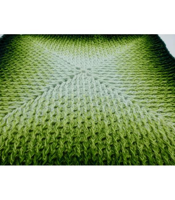 "Crochet Pattern pillowcase ""Sternentanz"" - image 8"