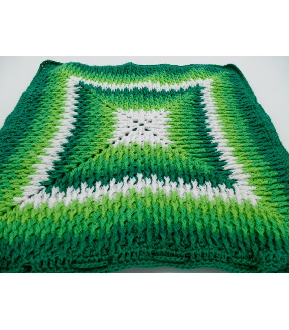 "Crochet Pattern pillowcase ""Sternentanz"" - image 10"