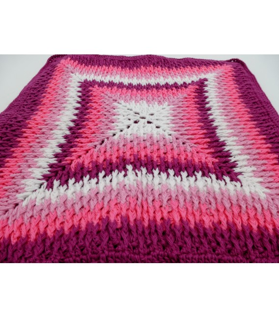 "Crochet Pattern pillowcase ""Sternentanz"" - image 11"
