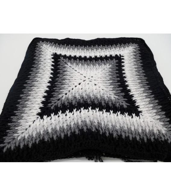 "Crochet Pattern pillowcase ""Sternentanz"" - image 12"