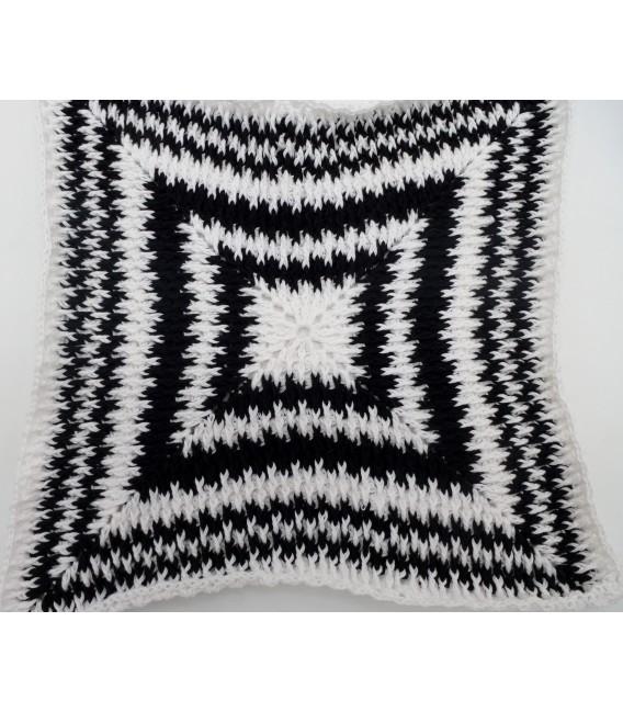"Crochet Pattern pillowcase ""Sternentanz"" - image 13"