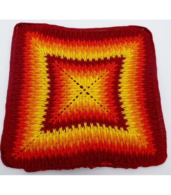 "Crochet Pattern pillowcase ""Sternentanz"" - image 14"