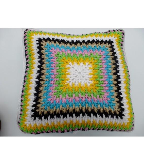 "Crochet Pattern pillowcase ""Sternentanz"" - image 15"