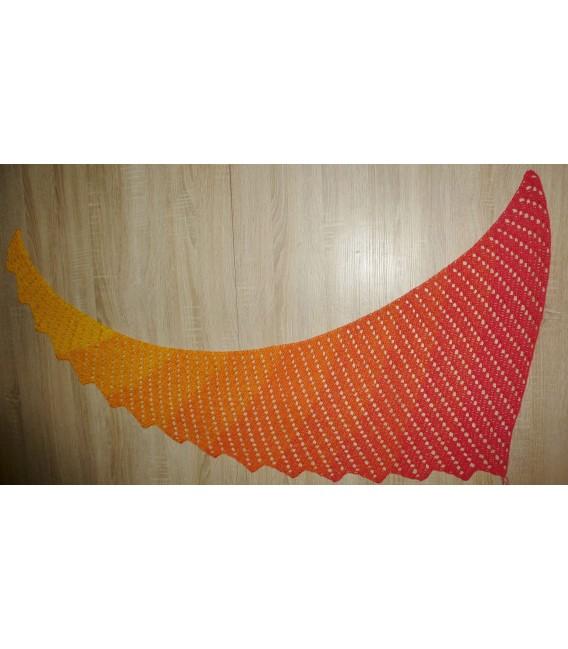 """Crochet Pattern shawl """"Sweet little Points"""" by Tanja Schuster - image 1"""