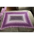 Twenty - crochet pattern - Blanket
