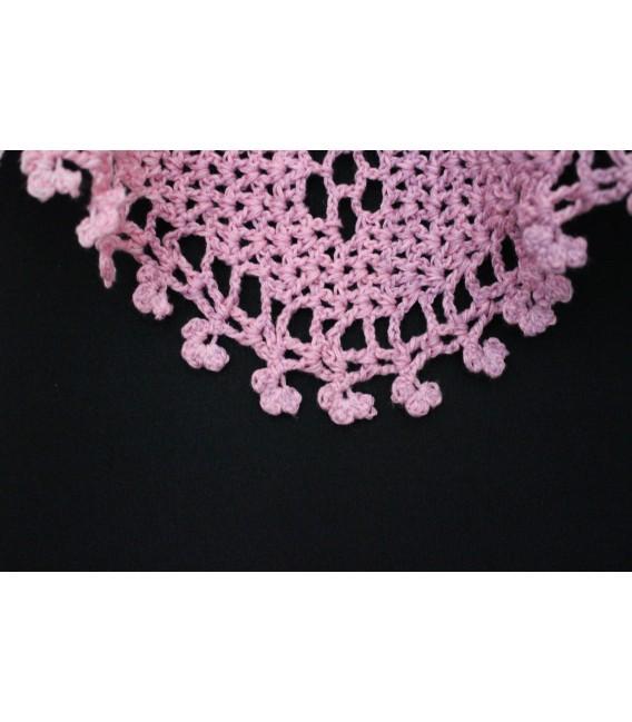 "Crochet Pattern shawl ""Blumentraum"" by Maike Ohlig - image 3"
