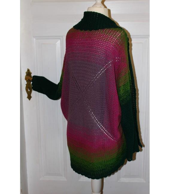 "Crochet Pattern jacket ""Body'n Soul"" by Maike Ohlig - image 2"