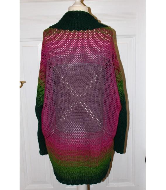 "Crochet Pattern jacket ""Body'n Soul"" by Maike Ohlig - image 3"