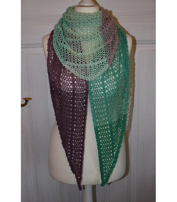"Crochet Pattern shawl ""Estivale"" by Maike Ohlig - image 1"