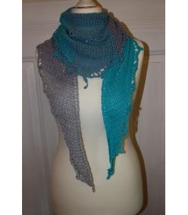 Fisch und Meer - crochet pattern - shawl