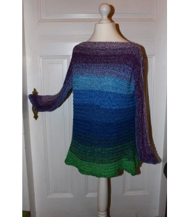 "Crochet Pattern shirt ""Ganchillo"" by Maike Ohlig - image 1"