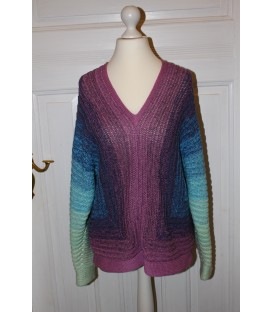 Spiegelbild - crochet pattern - shirt