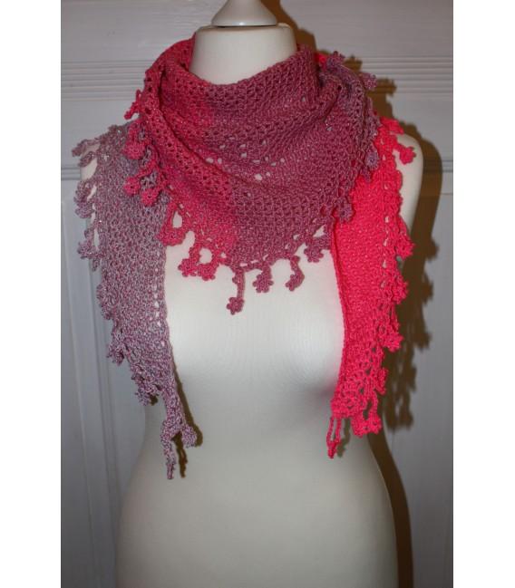 "Crochet Pattern shawl ""Sternenfunkeln"" by Maike Ohlig - image 1"