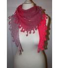 Sternenfunkeln - crochet pattern - shawl