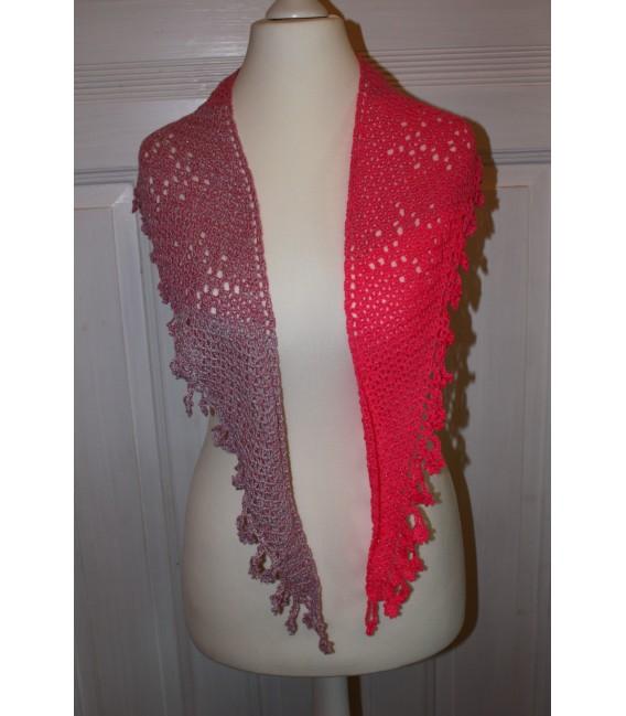 "Crochet Pattern shawl ""Sternenfunkeln"" by Maike Ohlig - image 2"