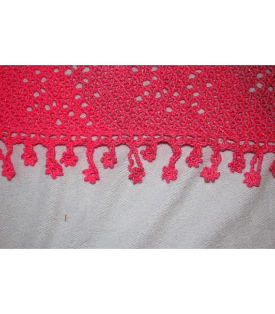 "Crochet Pattern shawl ""Sternenfunkeln"" by Maike Ohlig - image 4"