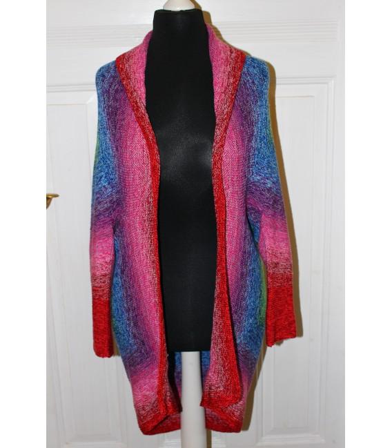 """modèle de tricot veste """"San Francisco"""" de Maike Ohlig - photo 1"""