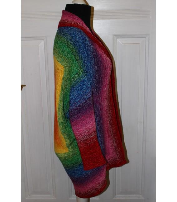 """modèle de tricot veste """"San Francisco"""" de Maike Ohlig - photo 3"""
