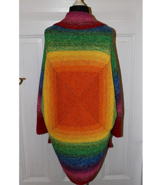 """modèle de tricot veste """"San Francisco"""" de Maike Ohlig - photo 4"""