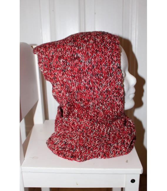 """modèle de tricot chapeau boucle """"Sans Couture"""" de Maike Ohlig - photo 1"""