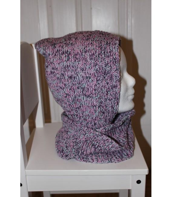"""modèle de tricot chapeau boucle """"Sans Couture"""" de Maike Ohlig - photo 3"""