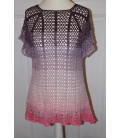 Summer Breeze - crochet pattern - tunic
