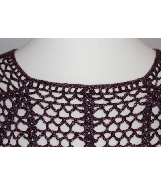 """modèle de crochet tunique """"Summer Breeze"""" de Maike Ohlig - photo 3"""