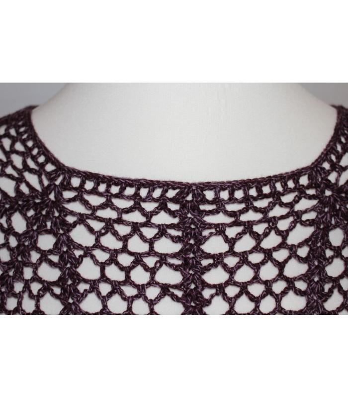 Summer Breeze Tunique Dee´s Traumgarne Crochet Modèle De Lady cRL3qS5j4A