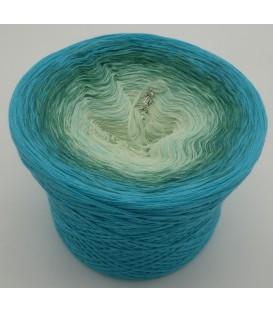 gradient yarn 4ply Offenes Meer - riviera outside