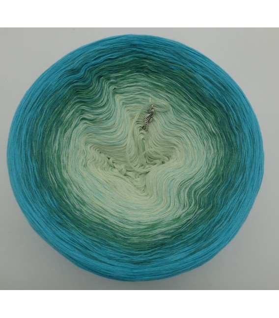 Offenes Meer - Farbverlaufsgarn 4-fädig - Bild 3