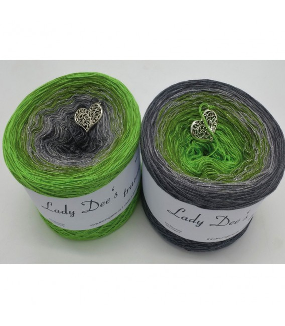 Tage wie diese (Days like this) - 4 ply gradient yarn - image 1