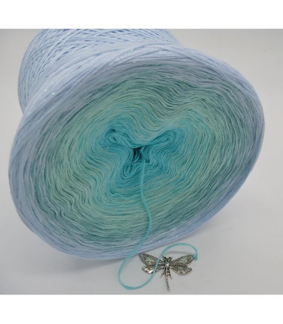 Wassertropfen (Waterdrop) - 4 ply gradient yarn - image 4