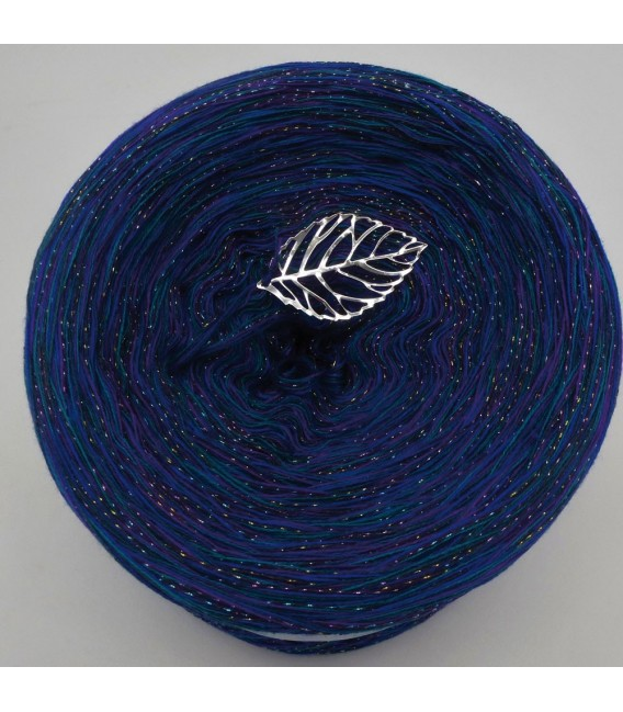 Shooting Star - 5 ply mottled yarn without gradient - image 2