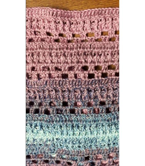 """modèle de crochet Moebius Echarpes """"Santa Fe"""" de Ursula Deppe-Krieger - photo 2"""